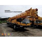 XCMG QY25K-II crane 25tons