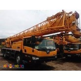 QY25K-II Mobile Crane Truck 25 cubic Zoomlion