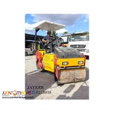 GYD031 MINI Road Roller (Pizon)