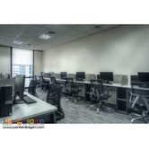 Serviced Office for 11 for Lease in BGC