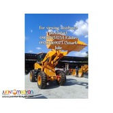 RUM ZL30 WHEEL LOADER (Brand New Equipment)