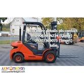 2 Tons Diesel Forklift Lonking Lg20dt