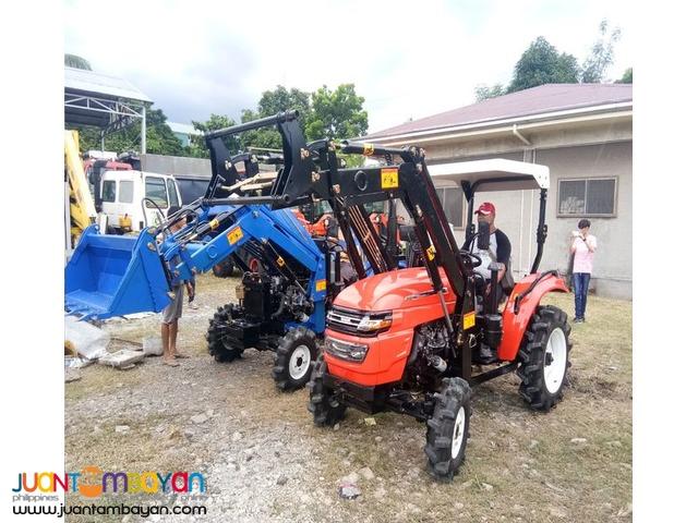 Farm Tractor