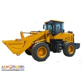 ZL30 Wheel Loader 1.7 - 2 m³