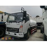 6 Wheeler Water Tanker 4kl