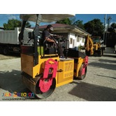 GYD031 Road Roller Double Drum