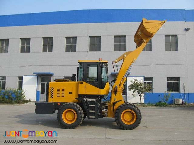 wheel loader ZL30 1.7 cubic