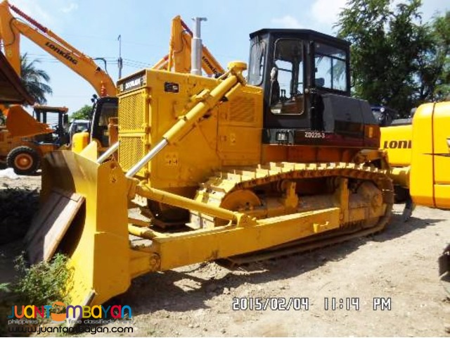 ZD320-3 Bulldozer Without Ripper