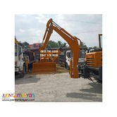 HQ25-30 BACKHOE LOADER .30 / 1.5 - 1.7 m³ Capacity (with fan)