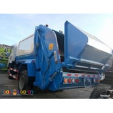Garbage Compactor 8 cubic