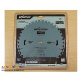 Evolution 10FDHS 10-inch x 40-tooth Framing Demolition Blade