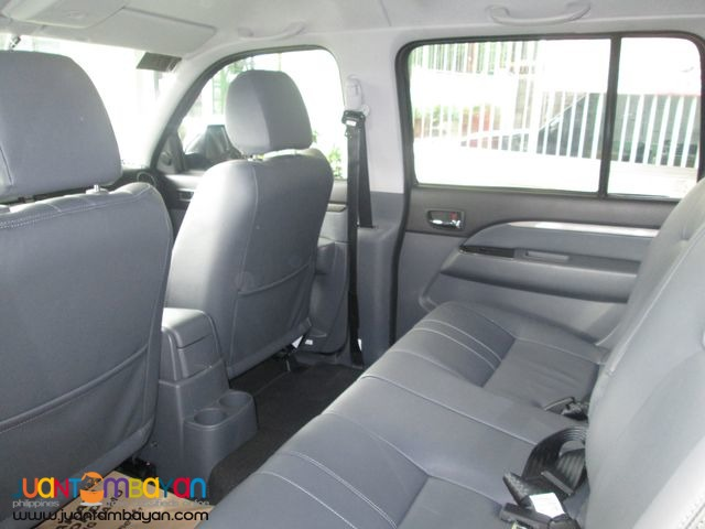 SUV Ford Everest(Black) For Rent