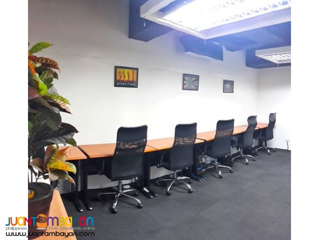 Serviced Office in Paseo de Roxas, Makati City for Lease