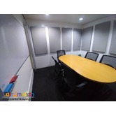 Conference Room for Lease in Makati City