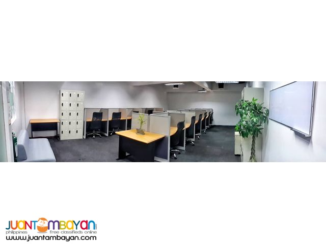 Private Office Space for Lease in Makati City 25 PAX