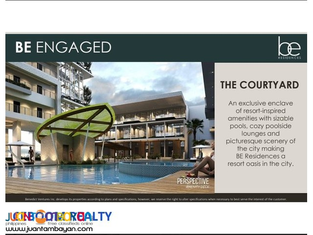 See Details - Condo w/ direct Parking in Lahug at Be Residences