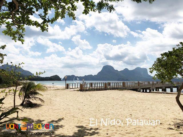 5 days Palawan Highlight + 4 days Boracay beach tour package