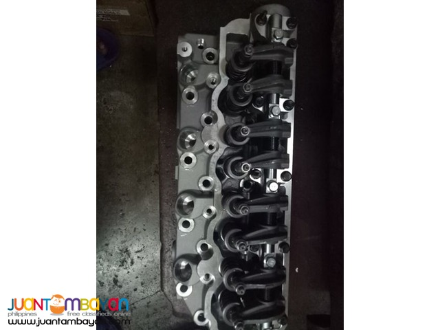 Mitsubishi 4d56 cylinder head assembly