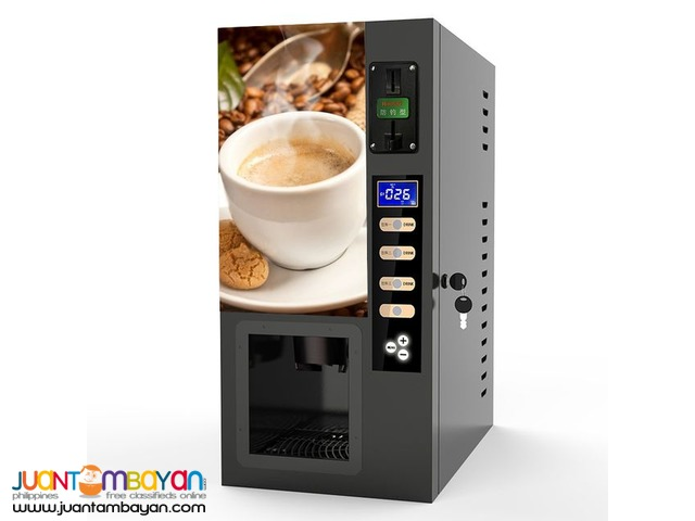 Coffee Vending Machines Technician