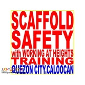 Scaffold Erectors Safety Training and Working at Heights Safety