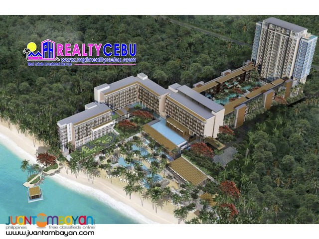 1 BR CONDO W/1 PARKING AT THE SHERATON CEBU MACTAN RESORT