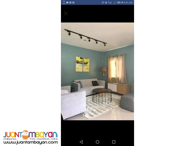 Seaview house for rent in talisay furnished