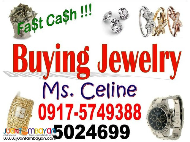Sell Your Jewelry Pieces and Get Fast Cash!!