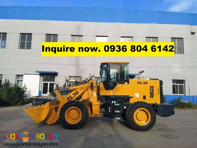 payloader YUNCHAI4105 with Turbo 1.7 cubic