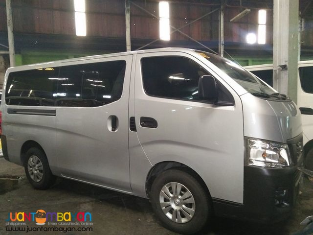 URVAN FOR RENT AT CHEAPEST PRICE! CALL/TEXT 09989632040