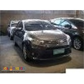 Toyota Vios (Red) for Rent at Very Affordable Price!09989632040