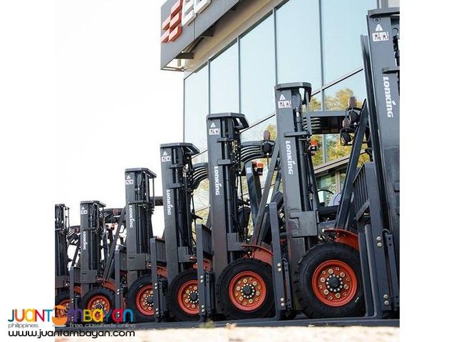 forklift 3 tons lonking tcm FD30 LG30DT