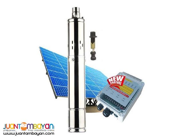 Screw Impeller Solar Pump