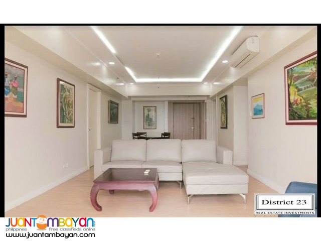 3 Bedroom Condo Unit For Sale in One Shangri-La Place