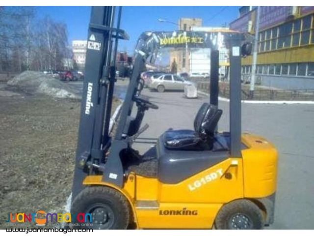 PT AND LONKING FORKLIFT