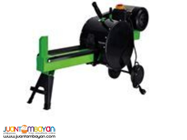 wood chipper and log splitter for sale