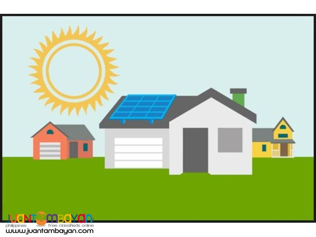 household solar power