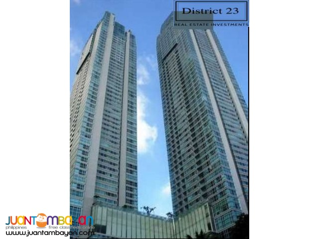 3 Bedroom Condo Unit For Sale in St. Francis Shangri-La Place