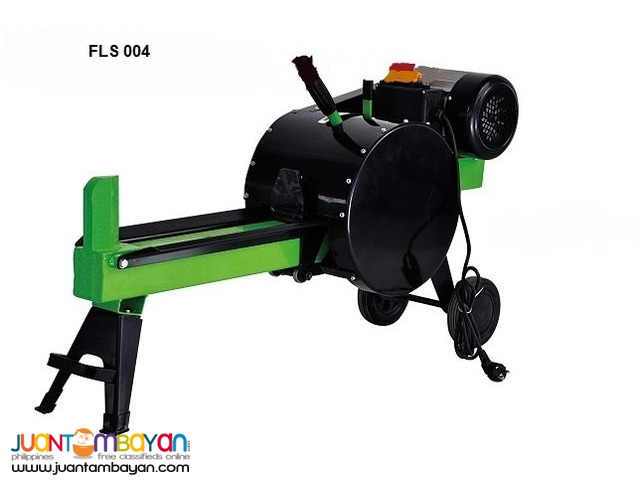 selling log splitter 100% brand new!