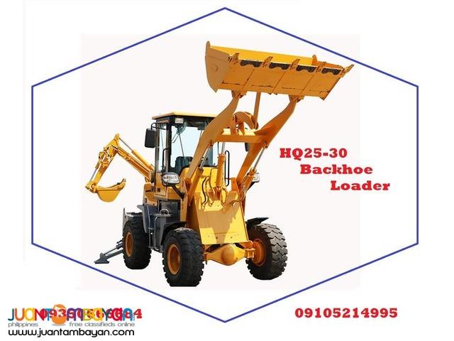 HQ25-30 Backhoe Loader