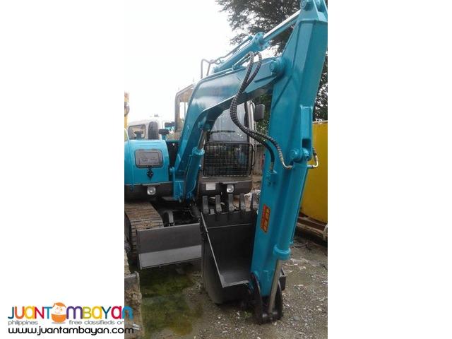 Jinggong JG80 Hydraulic Excavator Chain Type