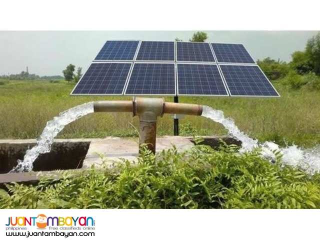 solar pump for sale only!
