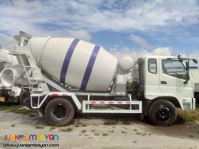 HOMAN H3 6-WHEELER (4m3) Transit Mixer