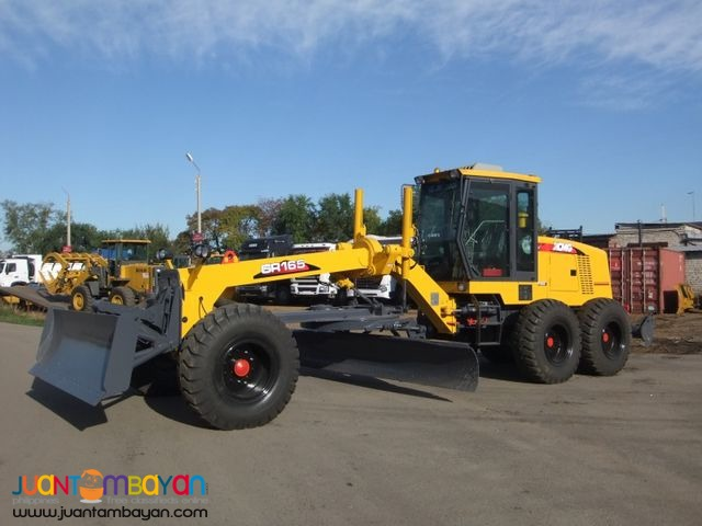 XCMG GR165 GRADER WITHOUT DOZER