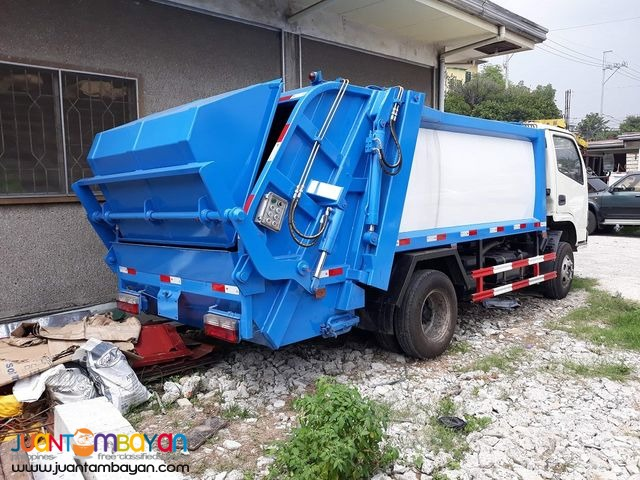 6Wheeler Garbage Compactor Brand New