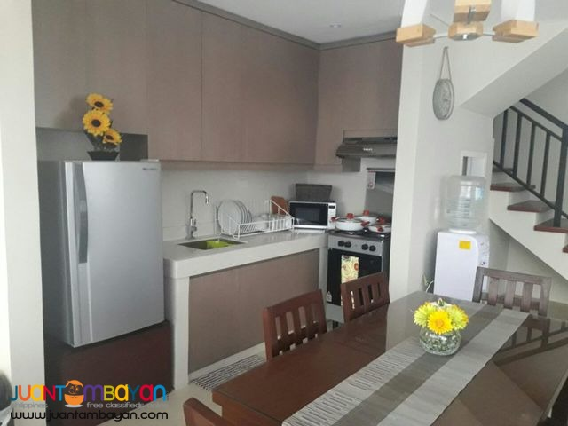 Fully Furnished House in Canduman Mandaue For Rent