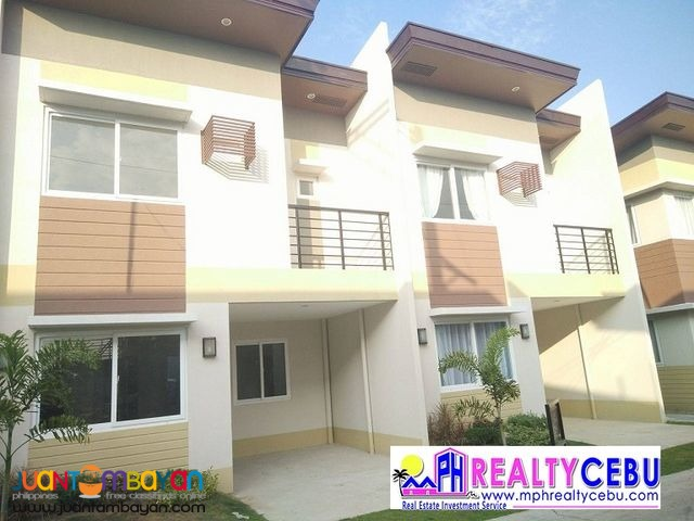 ADORA - AFFORDABLE 3BR TOWNHOUSE AT MODENA SUBD LILOAN CEBU