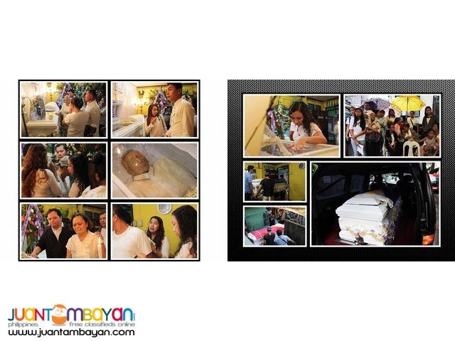 Funeral Photographer Caloocan