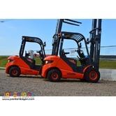 Diesel Forklift 2.5Tons   LG25DT Lonking