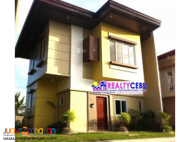 AFFORDABLE 4BR HOUSE AT MODENA SUBD YATI LILOAN CEBU-ADAGIO