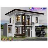 HARMONY MODEL - 129m² 4BR HOUSE AT RICKSVILLE HEIGHTS MINGLANILLA